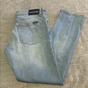 Calvin Klein Jeans Jeans - Calvin Klein Blue Jeans